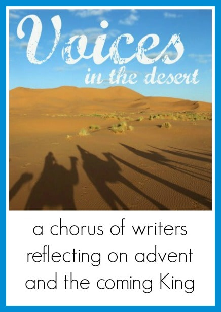 Voices in the Desert Advent