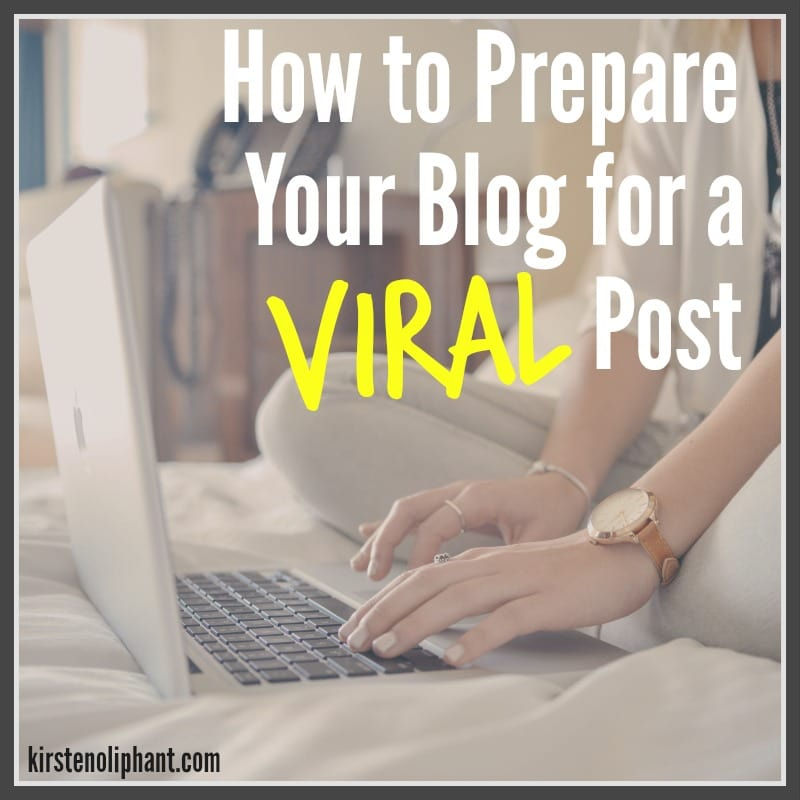 We Go Viral: If Your Post Goes Viral, Are You Ready?