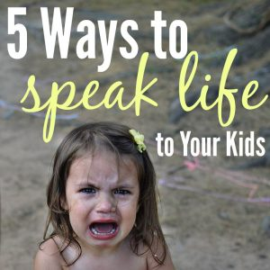 speak life featured